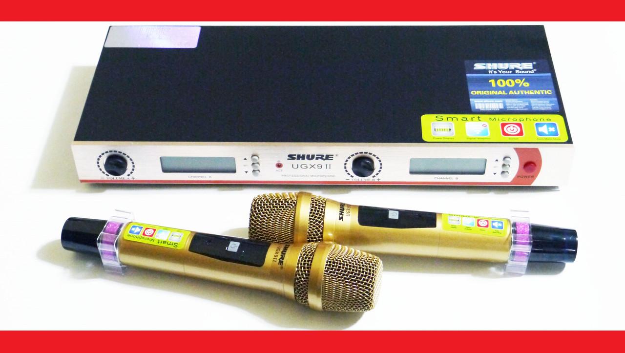 Радиосистема SHURE DM UGX9II 2 микрофона