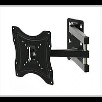 "Крепление настенное для телевизора кронштейн 14-55"" HDL-117B2 от 14"" до 55"" дюймов, фото 2"