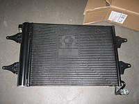 Радиатор кондиционера SKODA FABIA 99-, VW POLO 01- (Tempest). TP.1594628