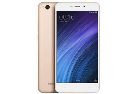 Смартфон Xiaomi Redmi 4 16 Gb Gold Stock B, фото 2