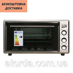 Електричні печі ERIKA 45 BK/X Ventolux