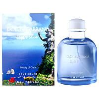 Dolce Gabbana Light Blue Beauty of Capri pour homme edt 125ml (лиц.)
