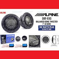 Пищалки Alpine DDT-S30 180W