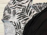 Мужская пижама с шортами и футболкой
