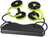 Колесо для фітнесу revoflex xtreme / Тренажер Revoflex Xtreme з 6-ма рівнями тренування, фото 2