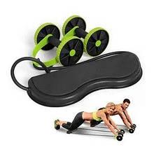 Колесо для фитнеса revoflex xtreme / Тренажер Revoflex Xtreme с 6-ю уровнями тренировки