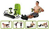 Колесо для фітнесу revoflex xtreme / Тренажер Revoflex Xtreme з 6-ма рівнями тренування, фото 7