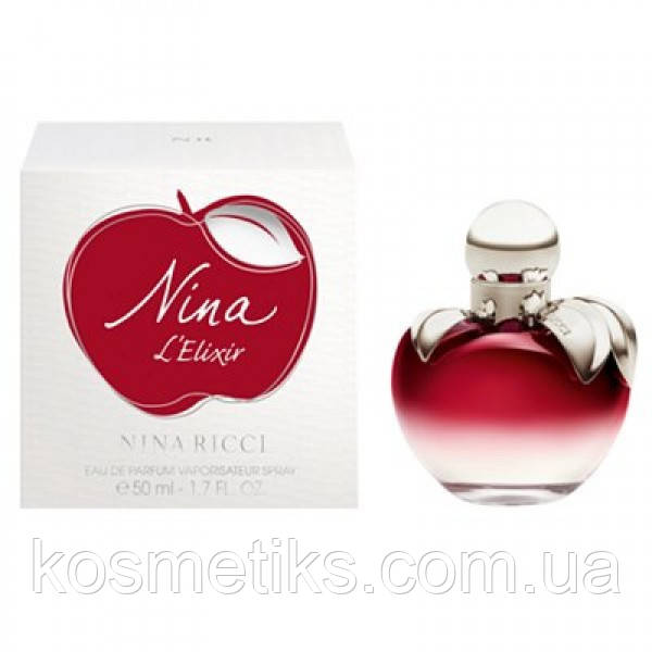 Nina Ricci Nina L`Elixir edt 80 ml (лиц.)