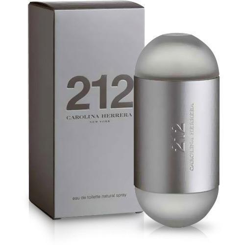 Carolina Herrera 212 For Women EDT 80ml (лиц.)
