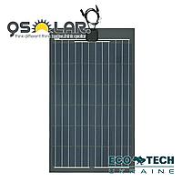 QST 100 W (гибкий фотомодуль, безрамный) солнечная панель (батарея) 100 Вт