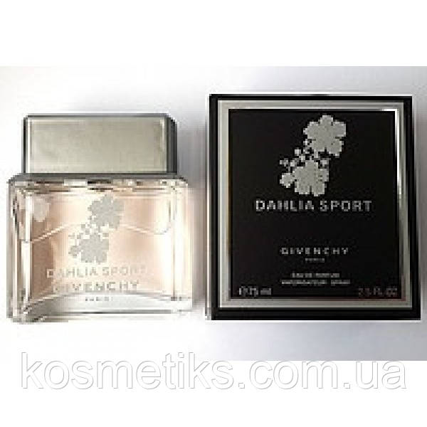 Givenchy Dahlia Sport edp 75 ml (лиц.)