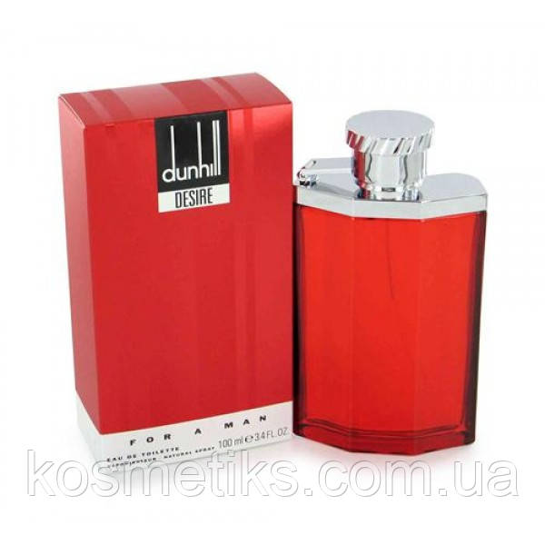 Alfred Dunhill Desire for Men edt 100 ml (лиц.)