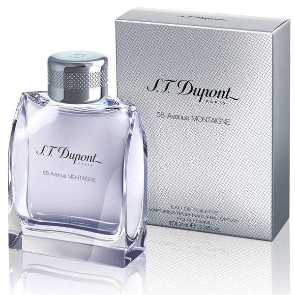 Dupont 58 Avenue Montagne Pour Homme edt 100 ml (лиц.)