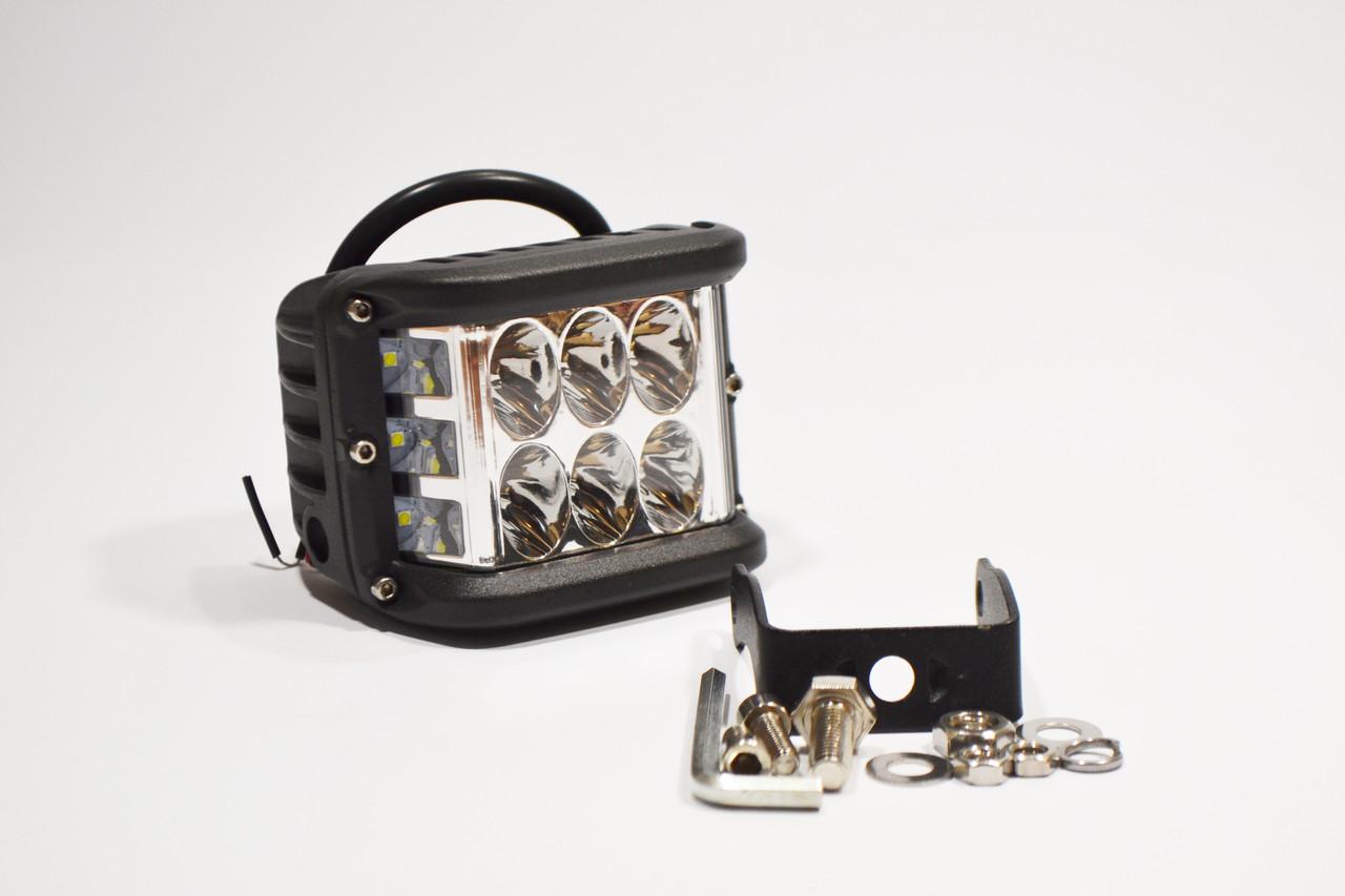 Светодиодная LED фара 60Вт  (светодиоды 5W x12шт)