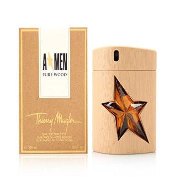 Thierry Mugler A`Men Pure Wood edt 100ml (лиц.)