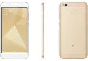 Смартфон Xiaomi Redmi 4X 2/16Gb Gold Stock B-, фото 3