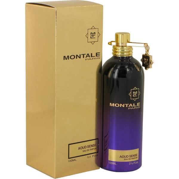 Montale Aoud Sense edp 100ml (лиц.)