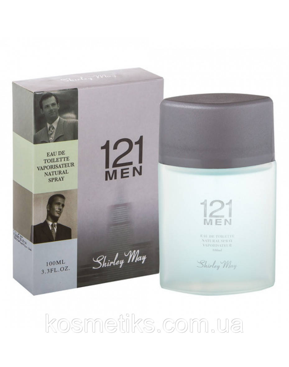 121 Shirley May Men EDT 100 ml арт.31251