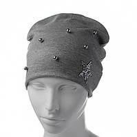 Молодіжна шапка з Перлами і Зіркою
