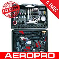 Набор пневмоинструмента 57 ед AEROPRO RP7857 (профессиональный, комбинированный)