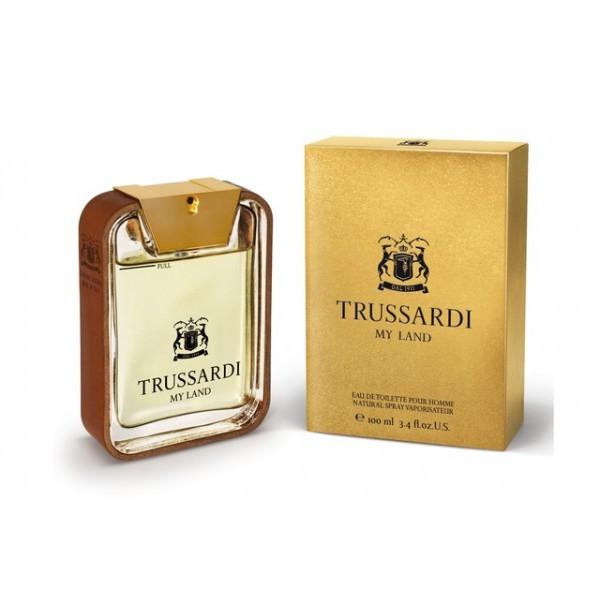Trussardi My Land edt 100 ml (лиц.)
