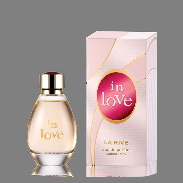 Женская парфюмированная вода La Rive In Love 90ml