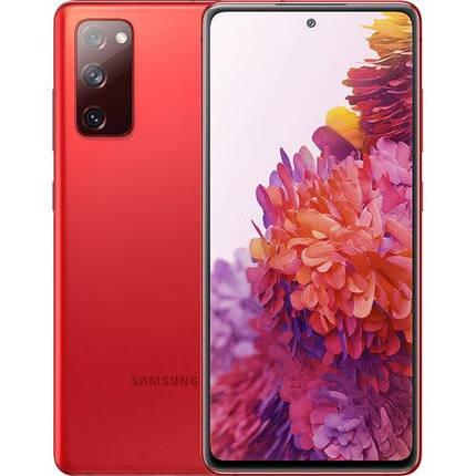 Смартфон Samsung Galaxy S20 FE 6/128Gb Cloud Red (SM-G780FZRDSEK) UA, фото 2