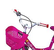 """Велосипед 18 """"SCALE SPORTS"""" Розовый T18, Ручной  и дисковый  тормоз Быстрая Доставка Гарантия Качества, фото 2"""