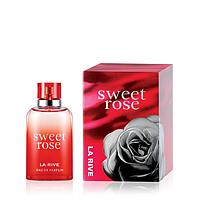 Женская парфюмированная вода La Rive Sweet Rose 90ml