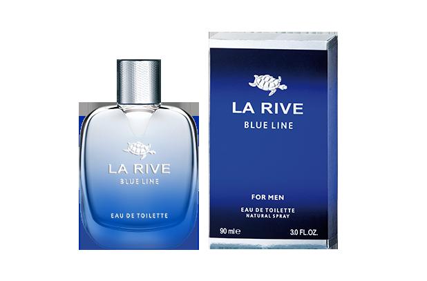 Мужская туалетная вода La Rive Blue Line 90ml