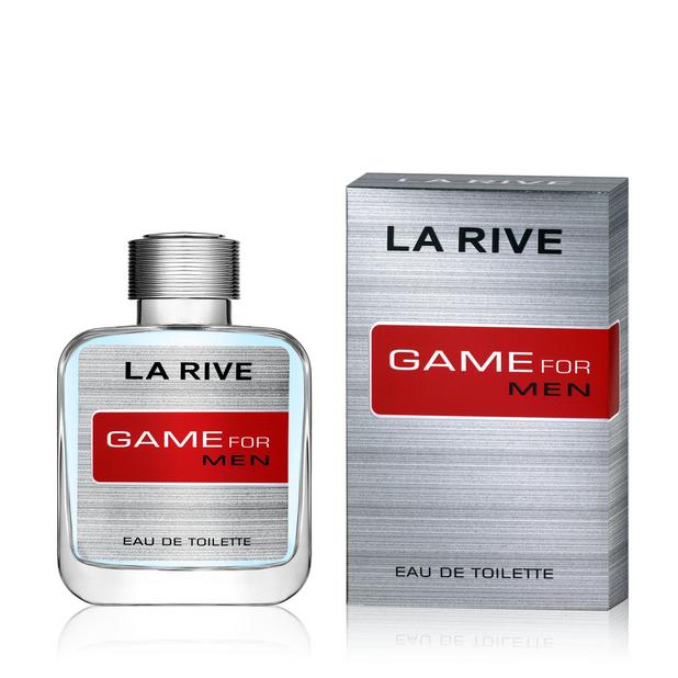 Мужская туалетная вода La Rive Game for Man 100ml