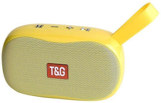 Колонки акустические T&G TG-173 Yellow