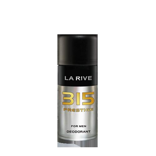 Мужской дезодорант La Rive 315 Prestige 150ml