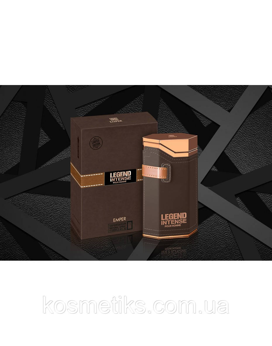 Legend Intense Emper Men EDT 100 ml арт.355600