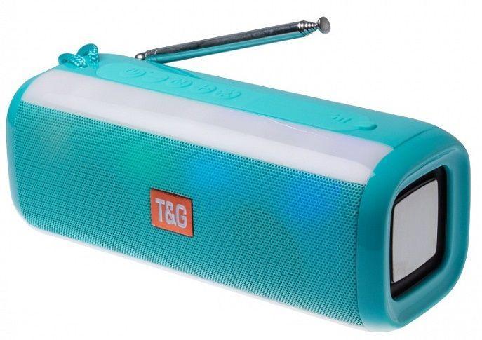 Колонки акустические T&G TG-144 Green