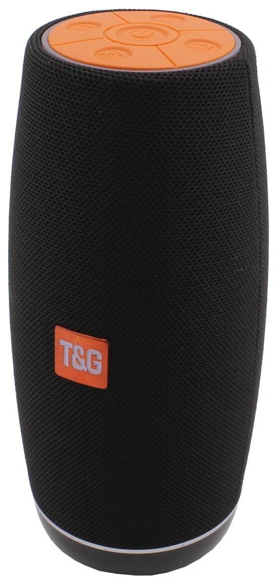 Колонки акустические T&G TG-108 Black