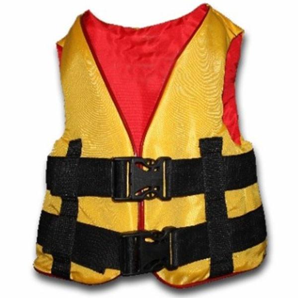 Детский спасательный жилет 30-50 кг страховочный для лодки