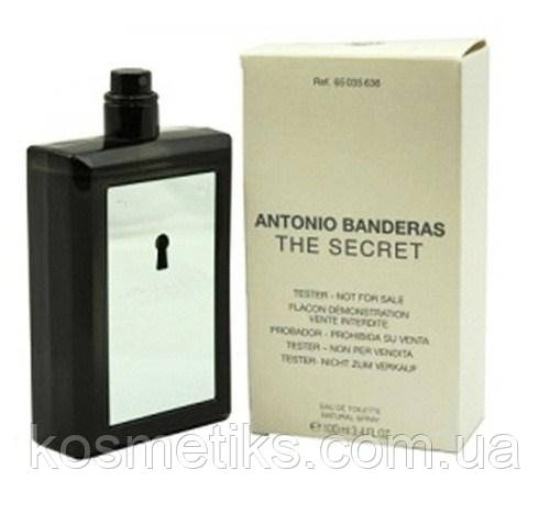 Antonio Banderas The Secret EDT 100 ml Tester