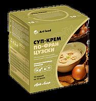 """Суп-крем """"По-Французски"""" ,  10 порций (обогащенный витаминам, моментального приготовления)"""