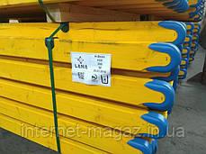 Балка строительная двутавровая трехслойная с наконечниками Lana, фото 2