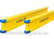 Балка строительная двутавровая трехслойная с наконечниками Lana, фото 3