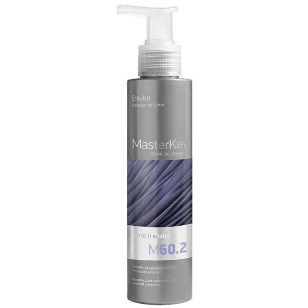 Лосьйон-нейтралізатор для випрямлення волосся Erayba Masterker M60.2 Kerafruit Relaxer 500 мл
