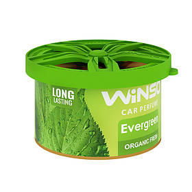 Ароматизатор Organic Fresh Evergreen 40 гр. Winso (533270)