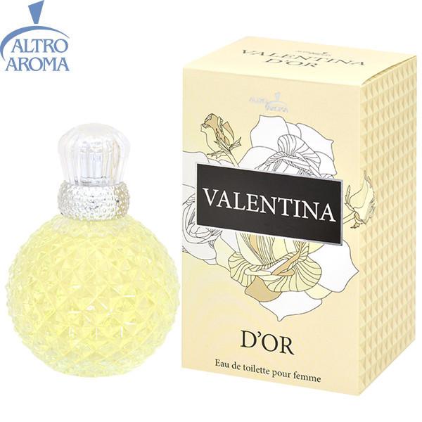 Positive Parfum Valentina D`or pour Femme edt 100ml
