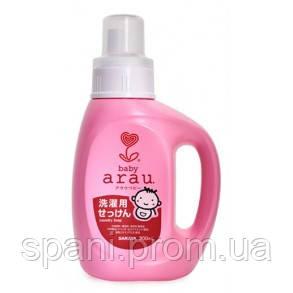 Arau baby жидкость для стирки детской одежды, 800 мл