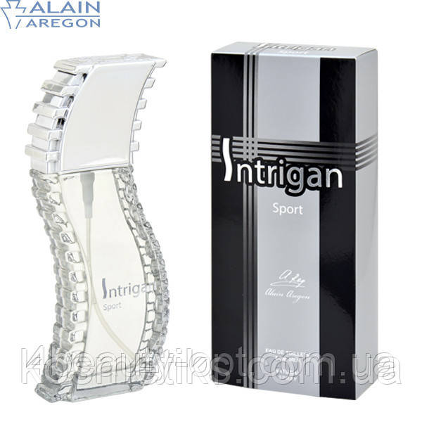 Intrigan Sport edt 85ml