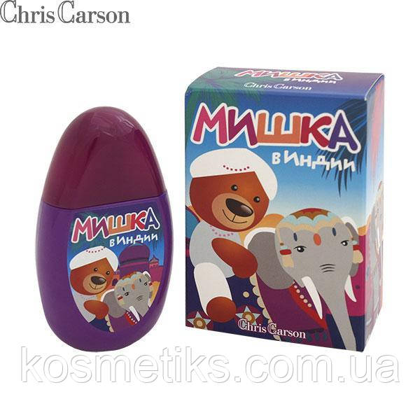 Мишка В Индии - детская ароматная вода 50ml