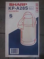 Термопот электро чайник SHARP KP-A28S 670W