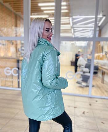 Двостороння куртка демісезонна, фото 2