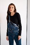 Стильный джинсовый комбинезон для беременных 4232488, фото 4